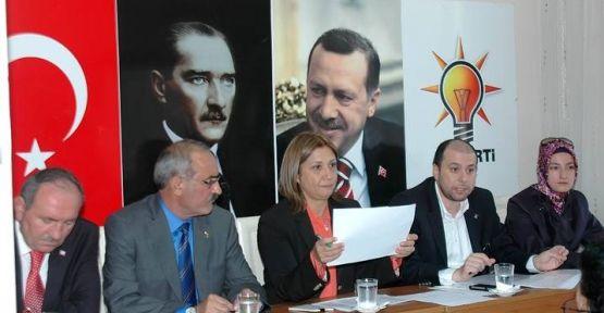 AK Parti'de eğitim seferberliği