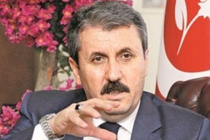 AK Parti'den İstifa Eden Vekiller BBP Yolunda