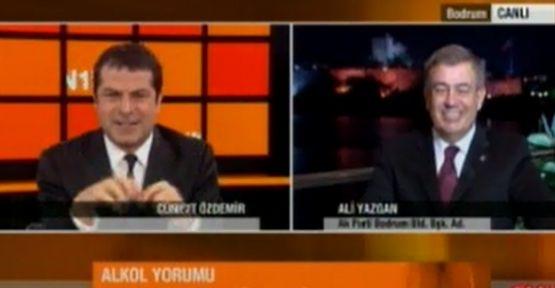 AK Parti'li Adaydan İlginç Alkol Çıkışı