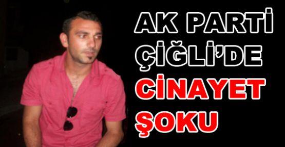 AK Partili Başkan Yardımcısına Bıçaklı Saldırı