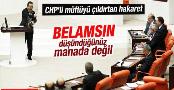AK Partili vekille CHP'li vekil arasında Sert Tartışma!