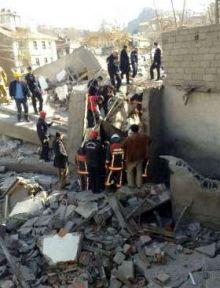 Ankara'da Göçük: 1 Ölü