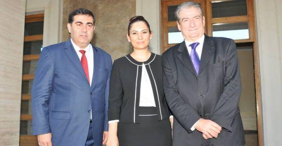 Arnavutluk Başbakanı Sali Berişa'dan Sait'e 100.yıl daveti