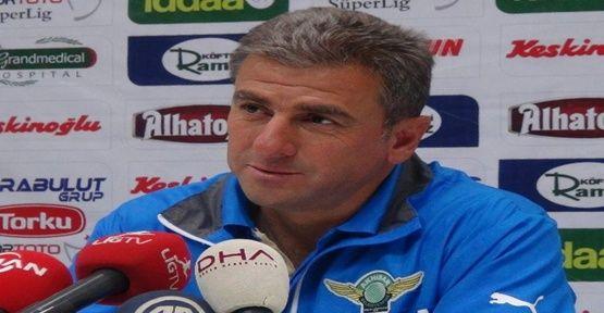Aslan'ın yeni teknik patronu;Hamza Hamzaoğlu