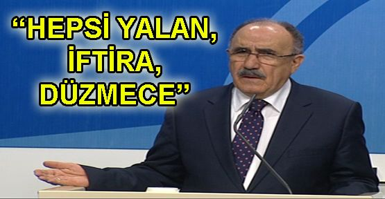 Atalay'ın hedefi yine CHP oldu