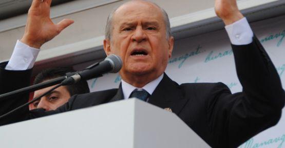 Bahçeli: AKP'nin oyu yüzde 40'lara düşerse...
