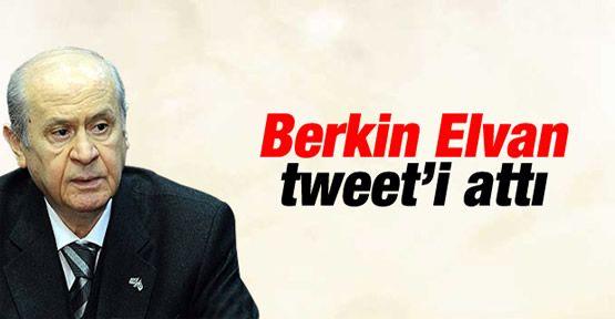 Bahçeli'den Berkin Elvan tweet'i