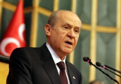 """""""MHP'nin Karşıtı Medya ve PKK'dır"""""""
