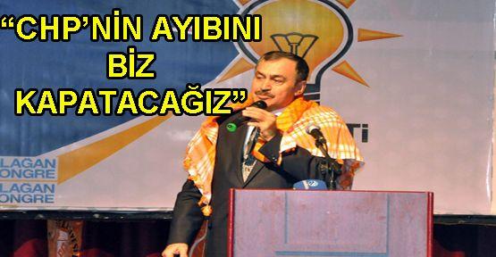 Bakan Eroğlu,Ana Muhalefet Partisi'ne Yüklendi