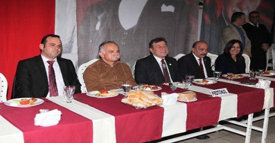 Başkan Karabağ Balıkesirlilerin Gecesine Katıldı