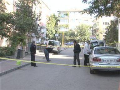 Başkent'te Silahlı Saldırı