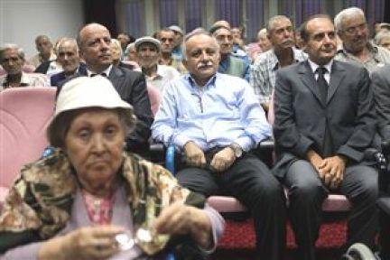 Bayraklı Belediyesi Yaşlıları Unutmadı