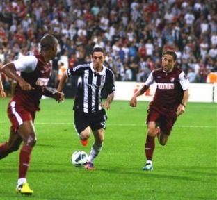 Beşiktaş: 3 SB Elazığ: 0