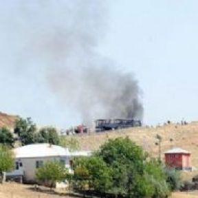Bingöl'de Saldırı: 10 Şehit, 60 Yaralı