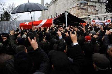 Binlerce MHP'li Tarafından Uğurlandı