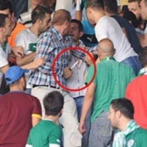 Bursa'da Şok Görüntü!