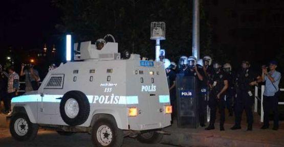 Büyükçekmece'de polis müdahalesi