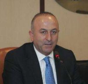 Çavuşoğlu, MÜSİAD Heyetini Kabul Etti