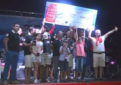 Çeşme'de 'Alaçatı Uluslararası Balıkçılık Turnuvası' Sona Erdi