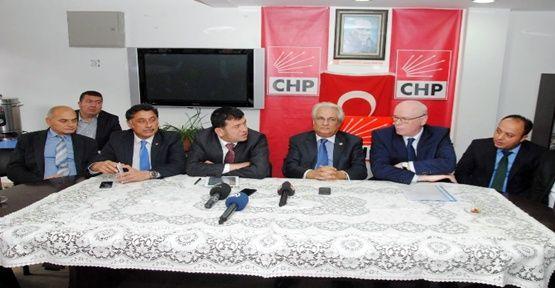CHP Yalova'ya heyet gönderdi