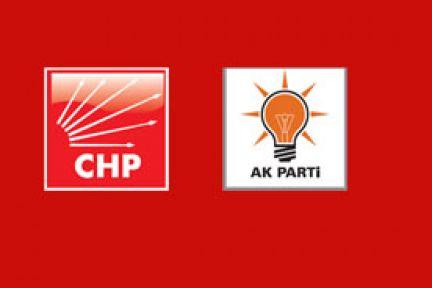 CHP yüzde 43.5 AK Parti yüzde 40