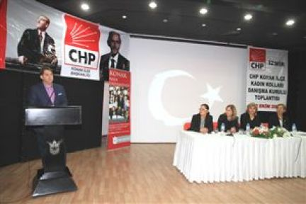 CHP'li Kadınlar Yerel Seçimlere Hazırlanıyor