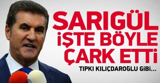 CHP'li Mustafa Sarıgül Nasıl Çark Etti?
