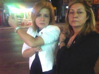 CHP'lilerden Yine CHP'li Kadınlara Dayak İddiası