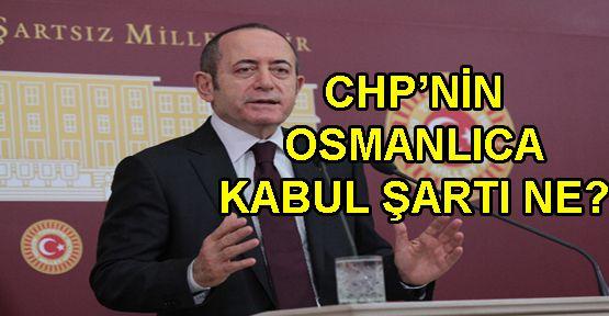 CHP'nin Osmanlıca Tepkisi Bitmiyor