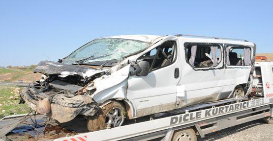 Cizre'de feci kaza: 2 ölü