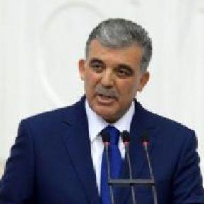 Cumhurbaşkanı Gül'den Flaş Açıklama