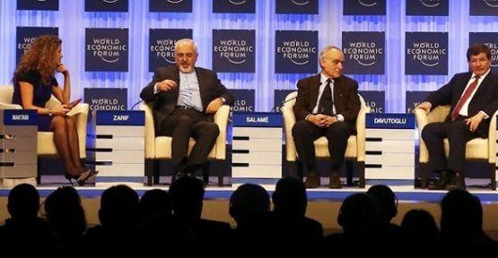 Davos'ta Davutoğlu Rüzgarı