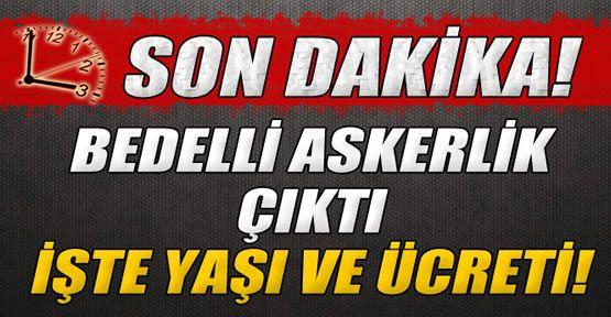 Davutoğlu bedelli askerlik ücretini açıkladı