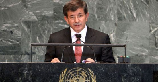 Davutoğlu BM'den hesap sordu