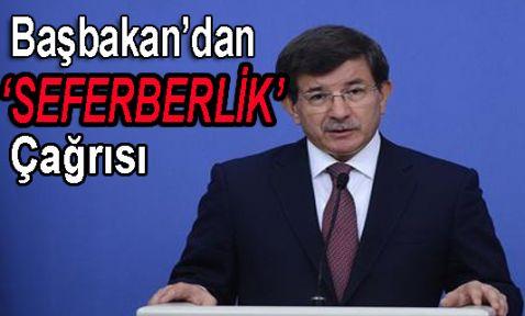 Davutoğlu;
