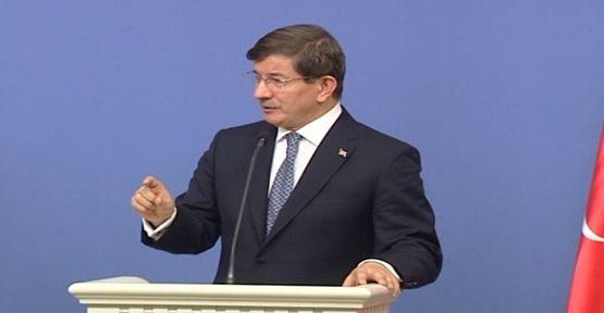 Davutoğlu'ndan Demirtaş'a: