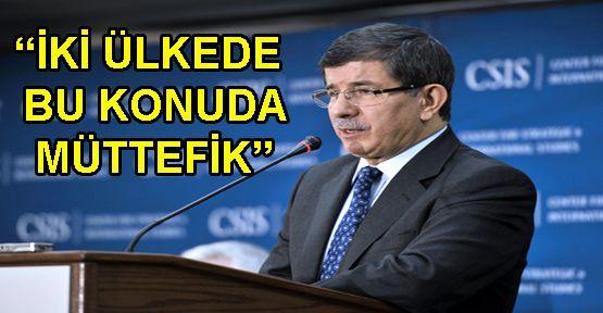 Davutoğlu,Yunanistan'a Müjdeyi Verdi!