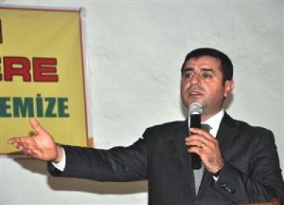 Demirtaş'tan Başbakan'a Sert Sözler