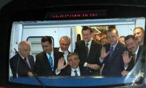 Devletin Zirvesi Metroda