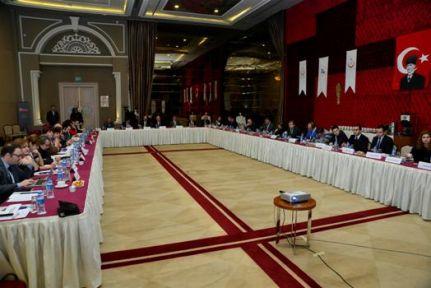 Dokuz Eylül'de Saim Kerman'lı Çalıştay