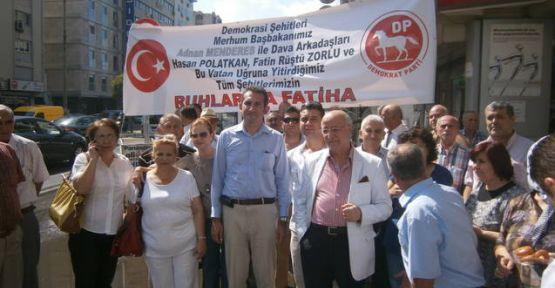 DP İzmir Menderesi Andı
