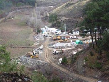Efemçukuru'nda Madene İzin Davası Başladı