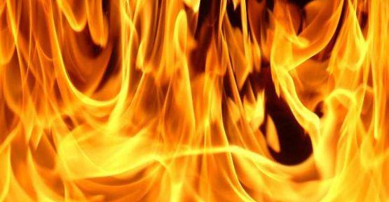 Elazığ E Tipi Cezaevi'nde yangın: 4 yaralı