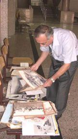 Emekli Hakimi Ağlatan Manzara
