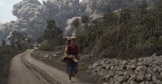Endonezya'da Yanardağ Dehşeti!