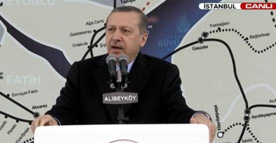 Erdoğan: Bu Paralel Yapıyı Allah Islah Etsin!