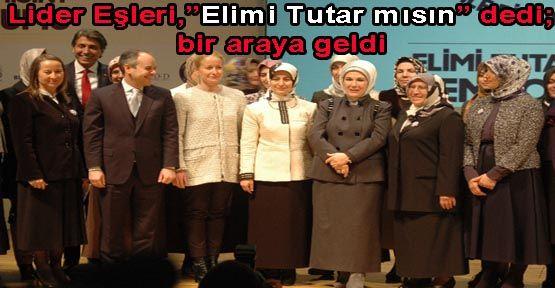 Erdoğan ve Davutoğlu aynı programda