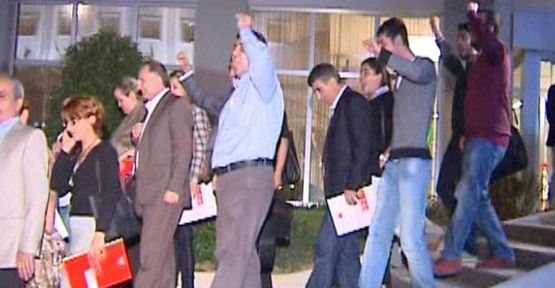 Erdoğan'a CHP'lilerden sürpriz protesto