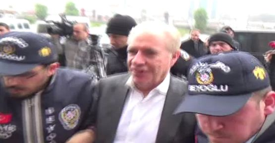Erdoğan'a hakaretten tutuklandı