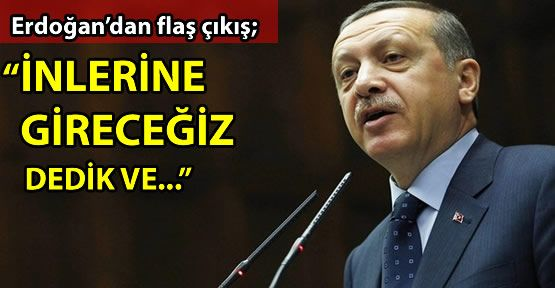 Erdoğan'dan bomba gibi açıklama!